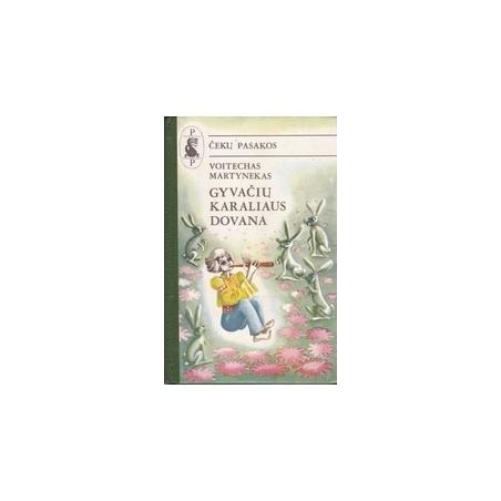Gyvačių karaliaus dovana/ Martynekas V.