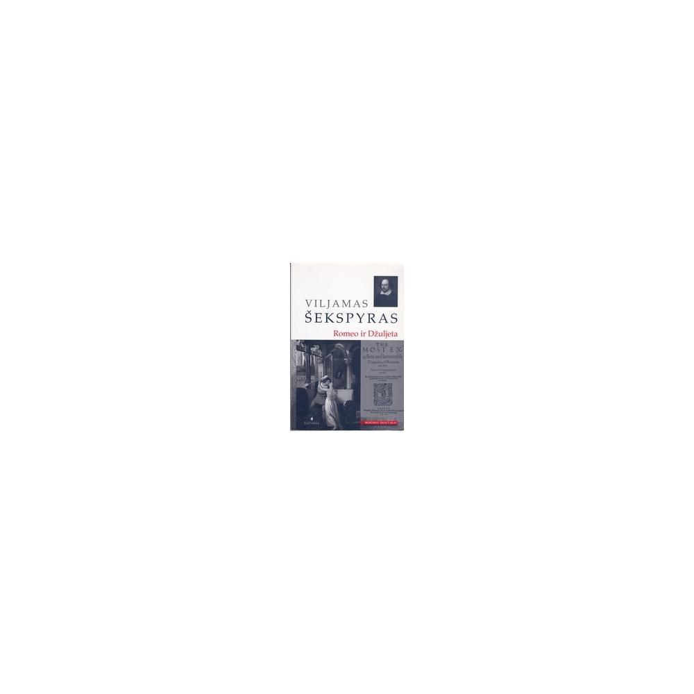 Romeo ir Džiuljeta/ Šekspyras V.