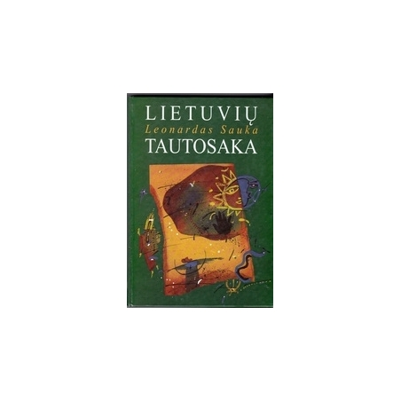 Lietuvių tautosaka/ Sauka L.