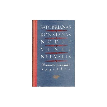 Prancūzų romantikų apysakos/ Autorių kolektyvas