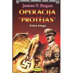 """Operacija """"Protėjas"""" II d. (92)/ Hogan J. P."""