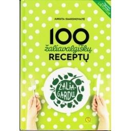 100 žaliavalgiškų receptų/ Djakonovaitė J.