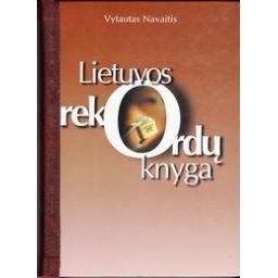 Lietuvos rekordų knyga/ Navaitis V.