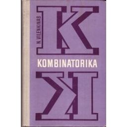 Kombinatorika/ Vilenkinas N.
