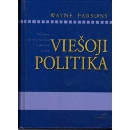 Viešoji politika/ Parsons W.