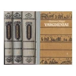Vargdieniai (4 knygos)/ Hugo Viktoras