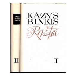 Raštai (2 tomai) Binkis K.