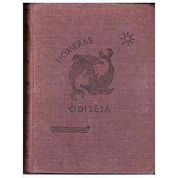 Odisėja/ Homeras