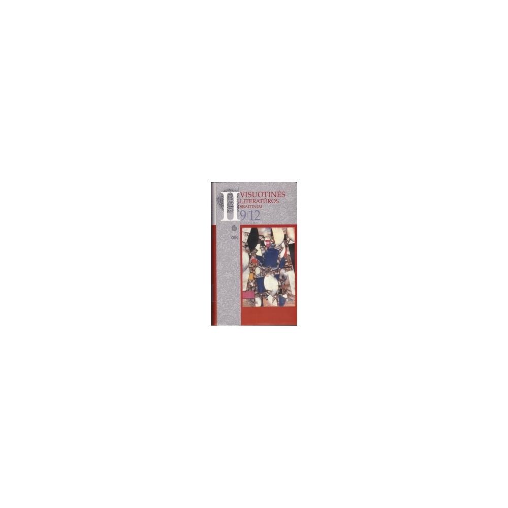 Visuotinės literatūros skaitiniai 9-12 kl. (2 dalis)/ Mikalajūnas M.