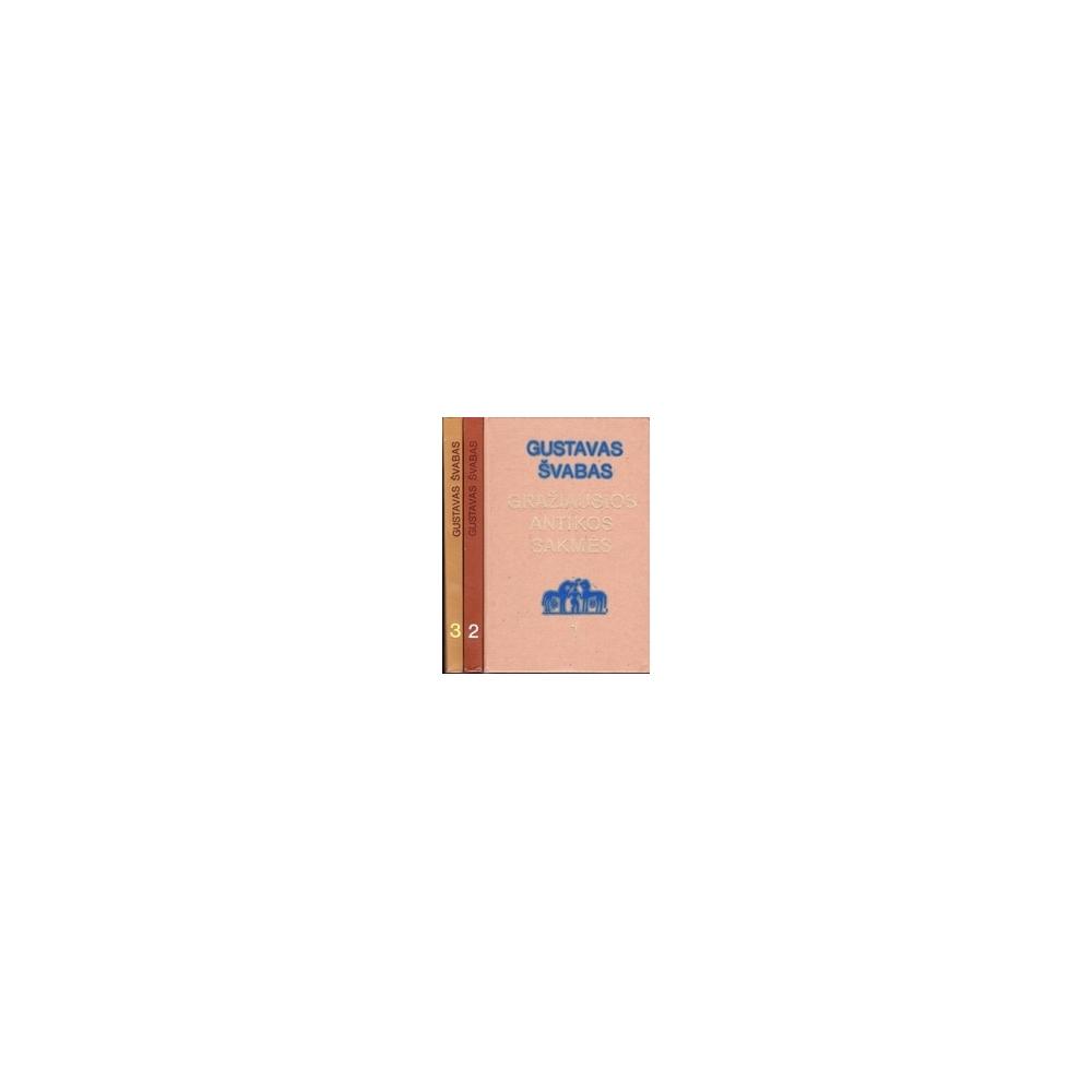 Gražiausios antikos sakmės (1-3 dalys)/ Švabas G.