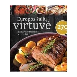 Europos šalių virtuvė/ Dmuchovska D.