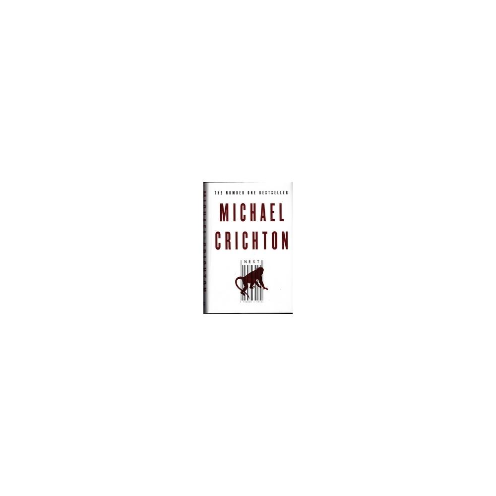 Next/ Crichton M.