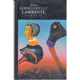 Labirinte/ Robbe-Grillet Alain