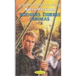 Plieninės žiurkės gimimas (48)/ Harrison H.