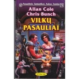 Vilkų pasauliai (79)/ Cole A., Bunch Ch.
