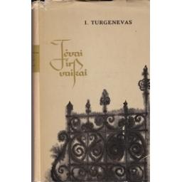 Tėvai ir vaikai/ Turgenevas I.