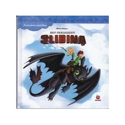 Kaip prisijaukinti Slibiną/ DreamWorks