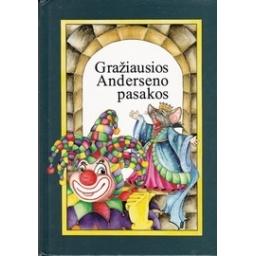 Gražiausios Anderseno pasakos (3 dalis)/Vaitkūnas V.