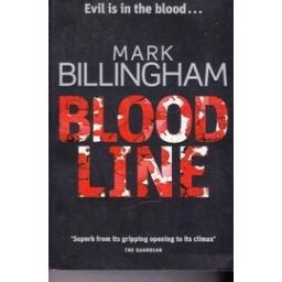 Blood Line/ Mark Billingham
