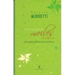 Santuokinės meilės terapija/ Albisetti V.