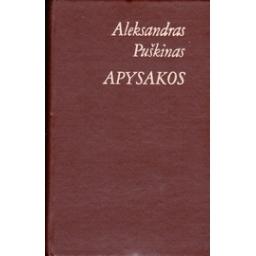 Apysakos/ Puškinas A.