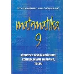 Matematika 9 kl./ Klasauskienė R., Gedgaudienė N.