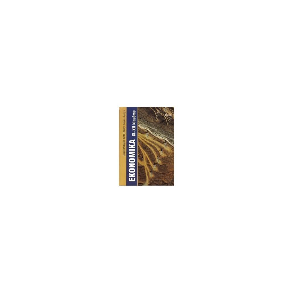 Ekonomika XI-XII kl. (2 dalis)/ Poįkienė D. ir kt.