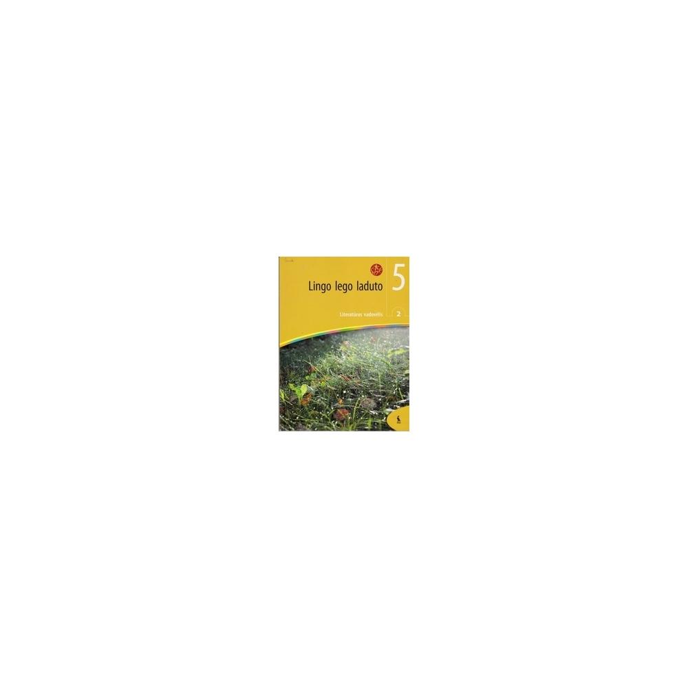 Lingo lego laduto. Literatūros vadovėlis 5 kl., 2 d./ Janušauskienė V.