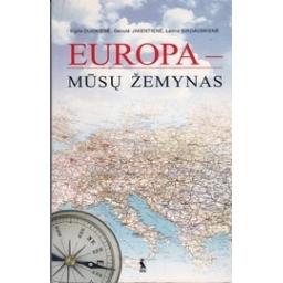 Europa - mūsų žemynas/ Dijokienė S. ir kt.