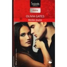 Meilės įkaitė/ Gates Olivia