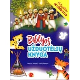 Biblijos užduotėlių knyga/ Autorių kolektyvas