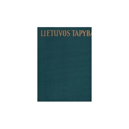 Lietuvos tapyba/ Gudynas P.