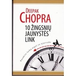 10 žingsnių jaunystės link/ Chopra D.