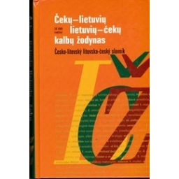 Čekų-lietuvių lietuvių-čekų kalbų žodynas/ Piročkinas A.
