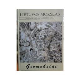 Liekis Algimantas - Geomokslas (23 knyga)