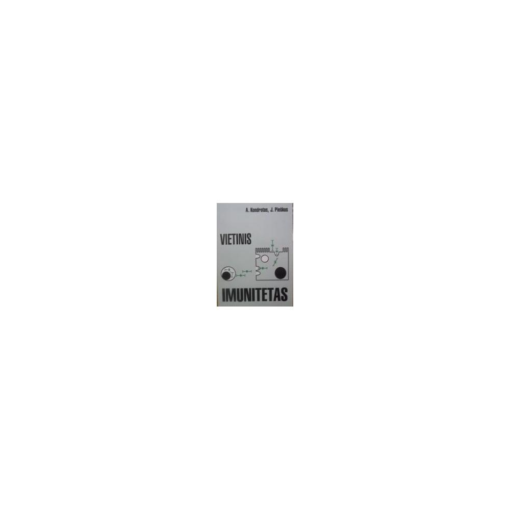 Kondrotas A.- Vietinis imunitetas