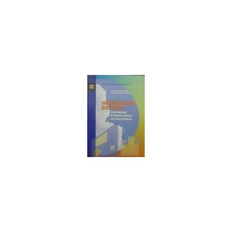 Informacinės sistemos. Duomenų struktūros ir valdymas / Dzemydienė Dalė