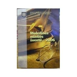 Mokslinės minties šventė /2006